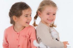 séance photo en studio portrait enfant