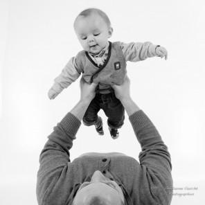 Seance photo bébé en studio a Charleville Ardennes